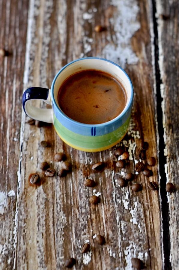 Turkish Coffee, Arabic Coffee