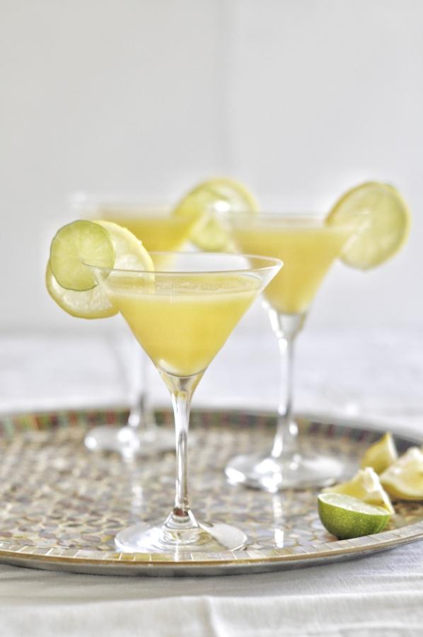 Vodka Cocktail, Limencillo, Alcohol, Mayer Lemon, Lime,