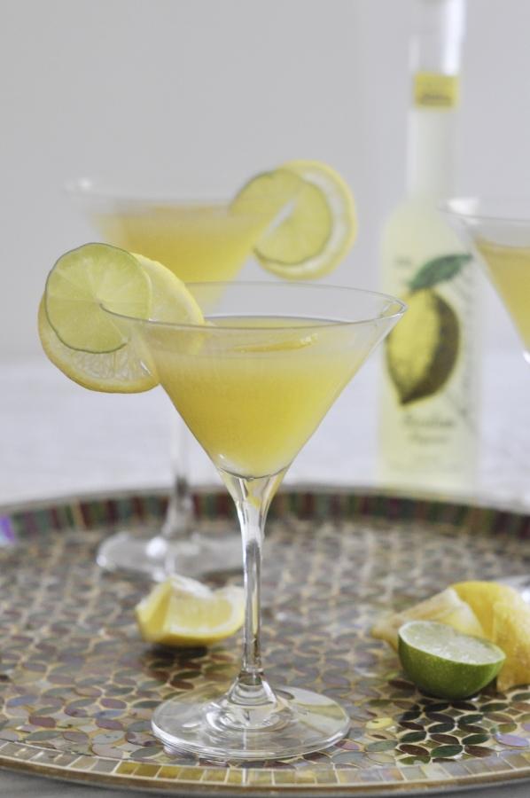 Vodka Cocktail, Limencillo, Alcohol, Mayer Lemon, Lime