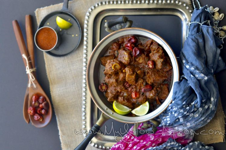 Red Hot Lamb Curry
