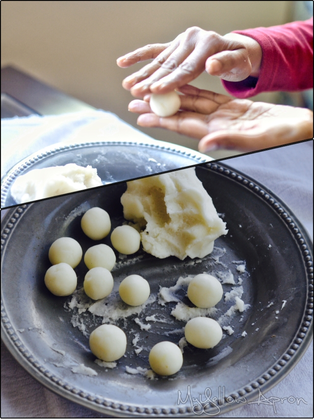 Milky Rice Dumplings