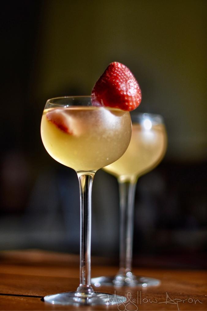 Not-So-Fruity Sangria