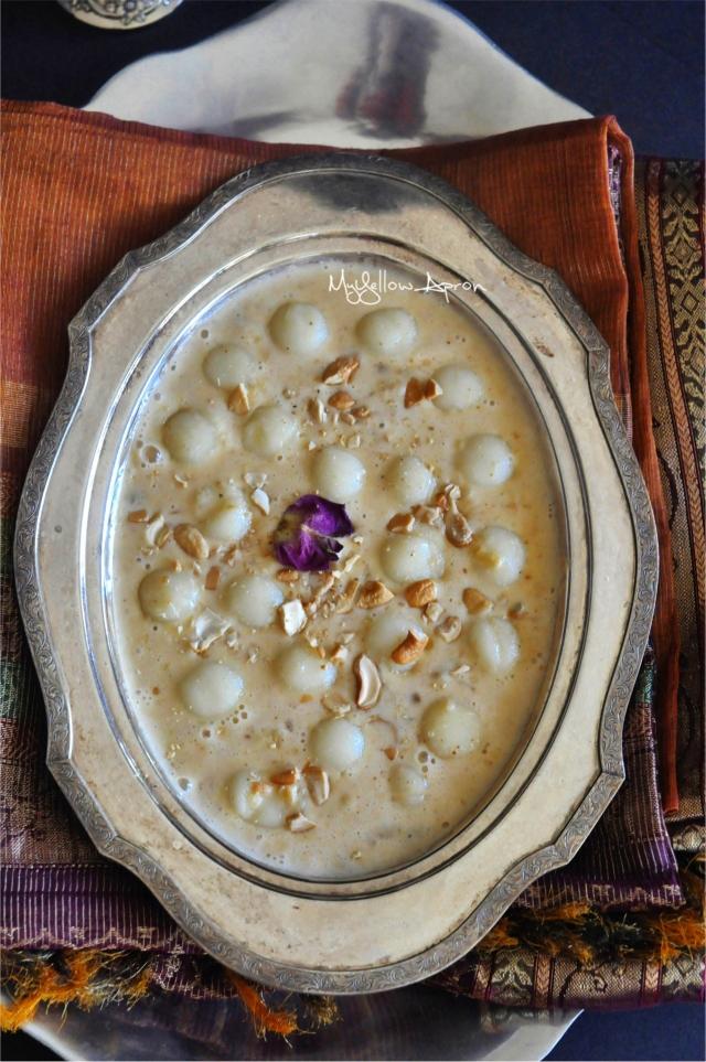 Khiragaintha, kheer puli, festive, Odiafood