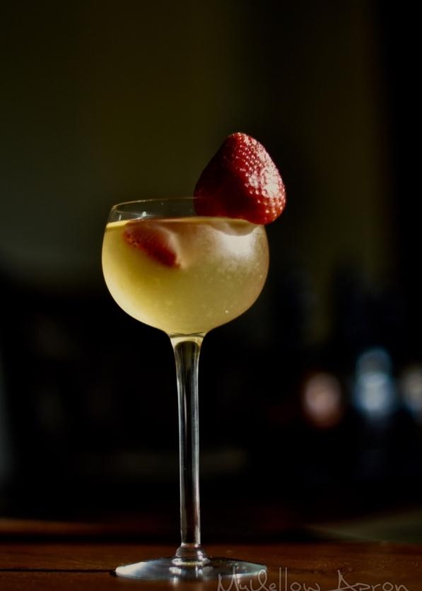 Not-so-Fruity Sangria, White Wine Sangria, Strawberry Sangria