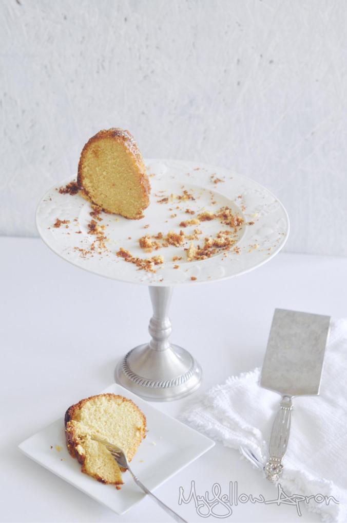 Orange Olive Oil Loaf Cake