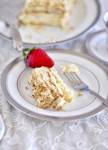 Cake Nepoleon