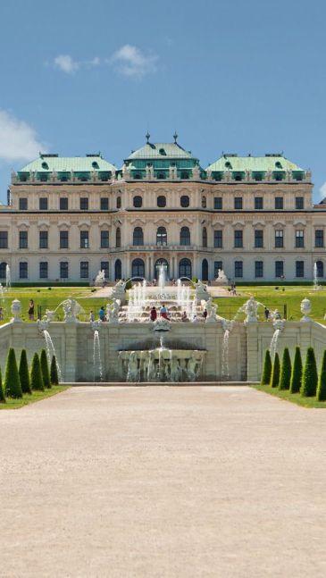 Bevedere Palace 1