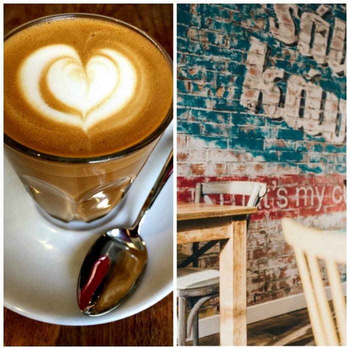Coffee at Můj šálek kávy