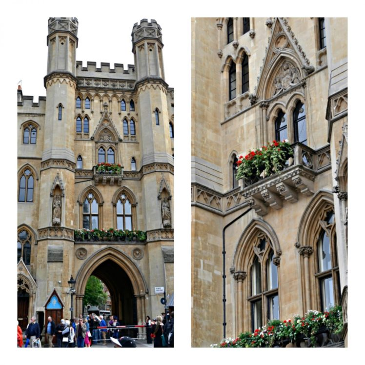 Around Westminster Abbey
