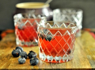 The Blueberry Libation