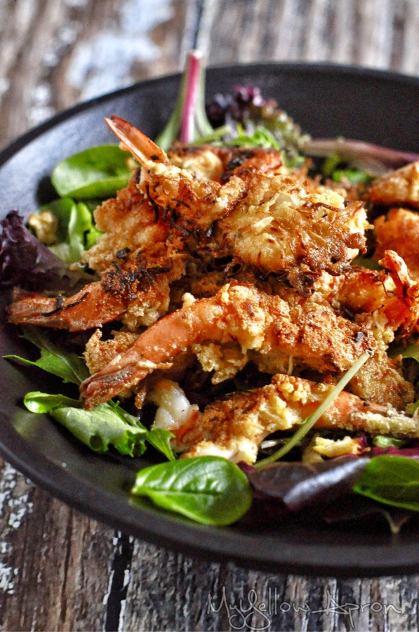 Crispy-Coconut-Shrimp – How-to-Make-Crispy-Coconut-Shrimp
