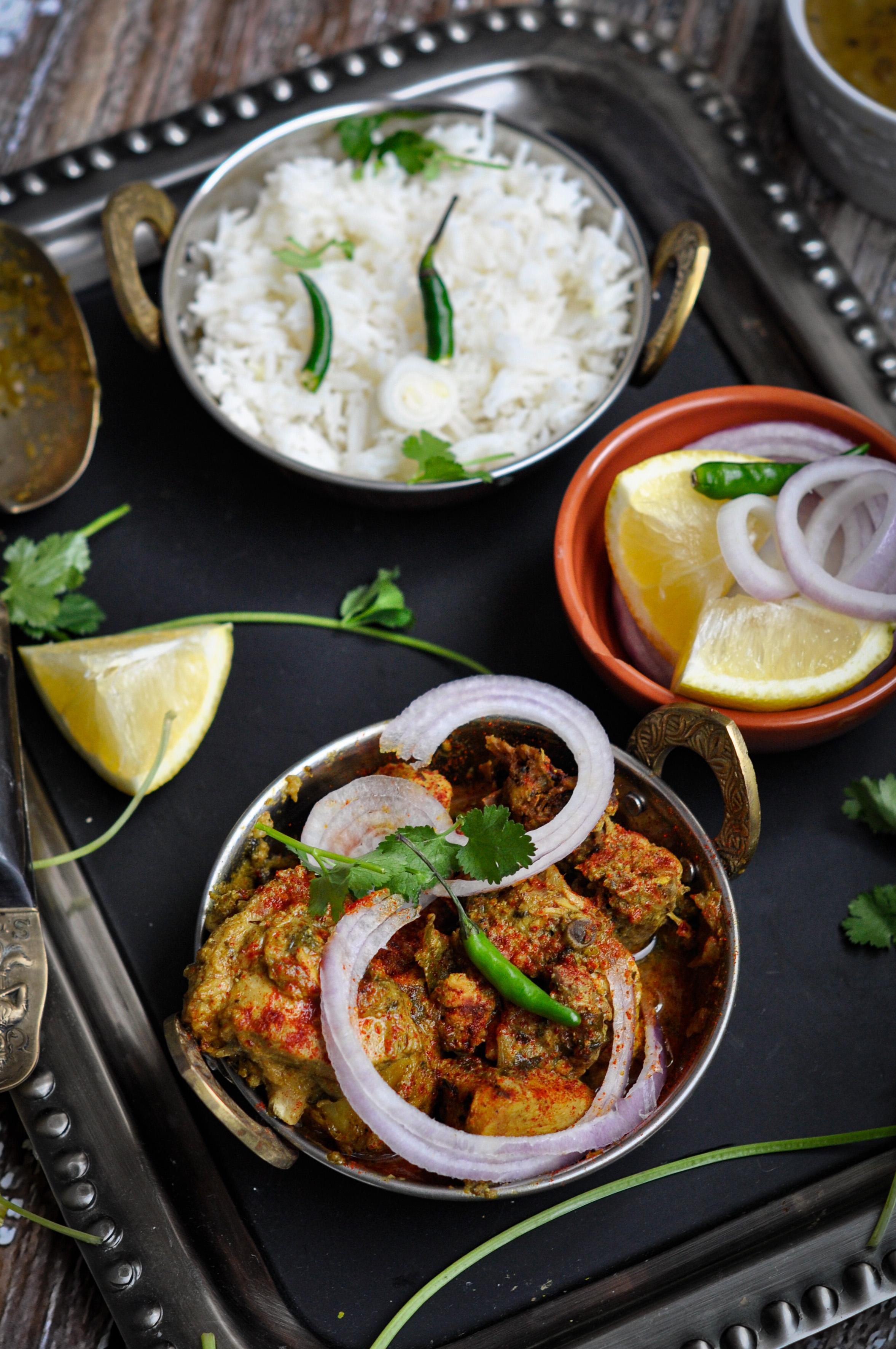 chicken-kasha-chicken-dry-roast