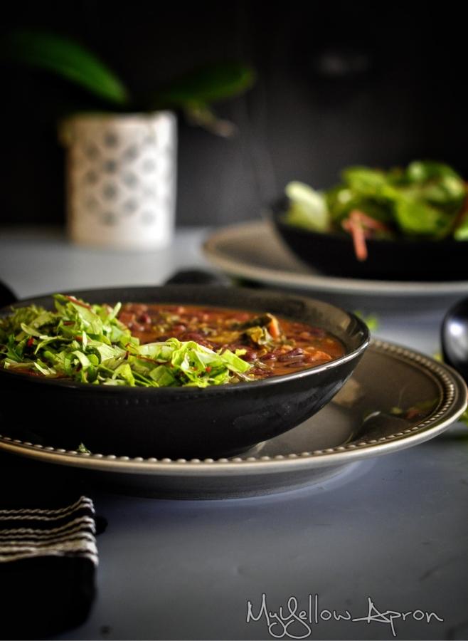 Vegetarian, Vegan Chili, Gluten Free Chili, Vegetarian Chili, Spinach Chili, Rajma