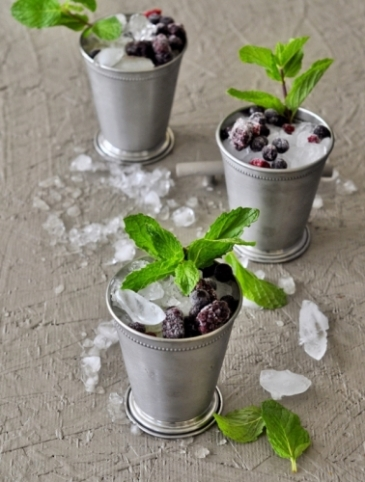 Bourbon, Mint Julep, Kentucky Derby Drink