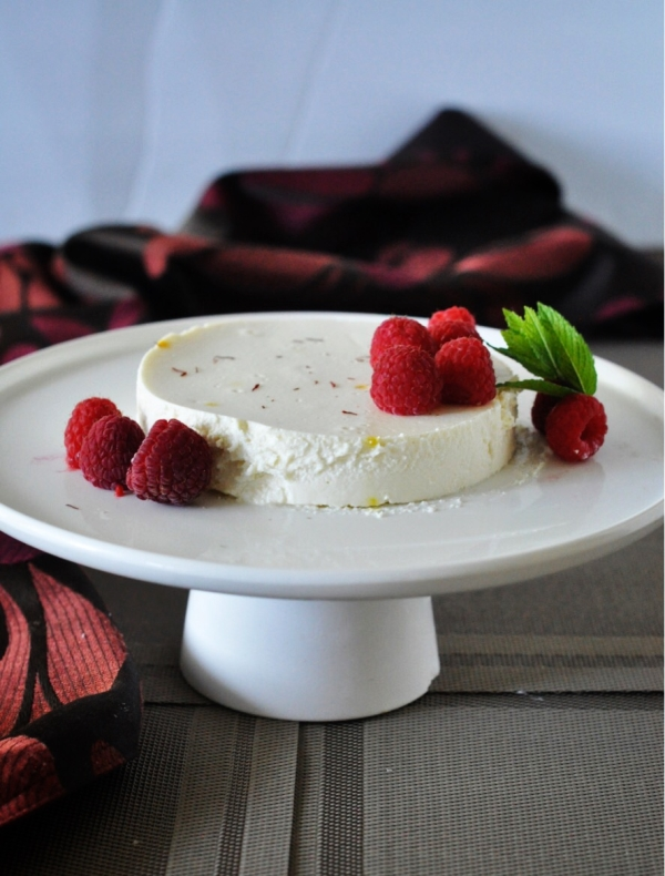 Mishti-Doi-Cheesecake, Greek-Yogurt-Cheesecake, Vegetarian
