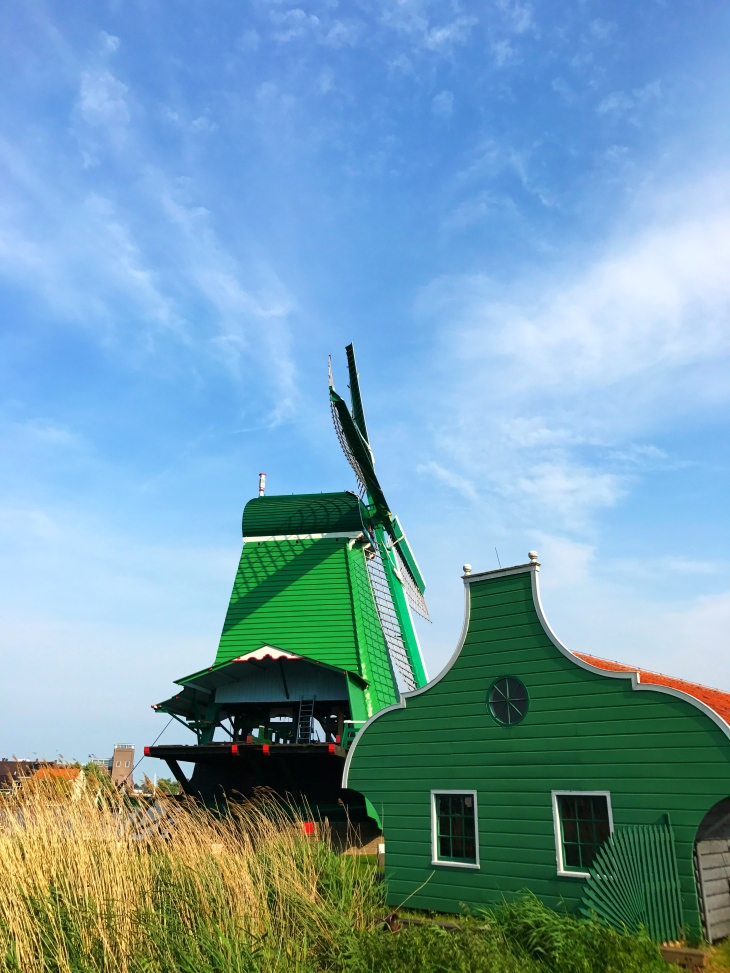 Netherlands (Part 2) - Hague, Zaanse Schans, Marken