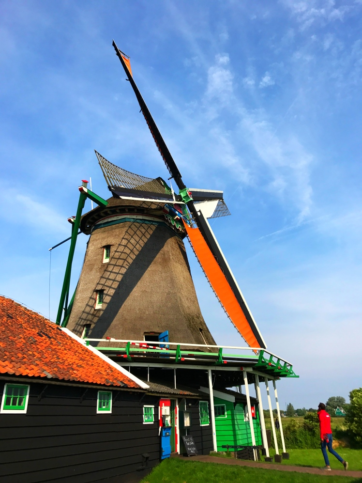 Netherlands (Part 2) - Hague, Zaanse Schans, Marken and Delft