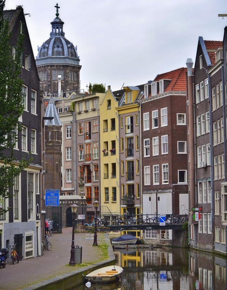 Amsterdam+canal
