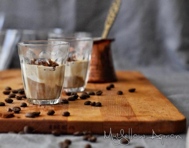 Affogato, Coffee, Ice Ceam, Gelato, Itanian, Drink, Adult Beverage, Coffee and Ice Cream