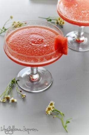 Cocktail, Watermelon Vodka Cooler, Summer