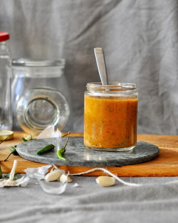 Tomato-Chili-Garlic-Chutney-