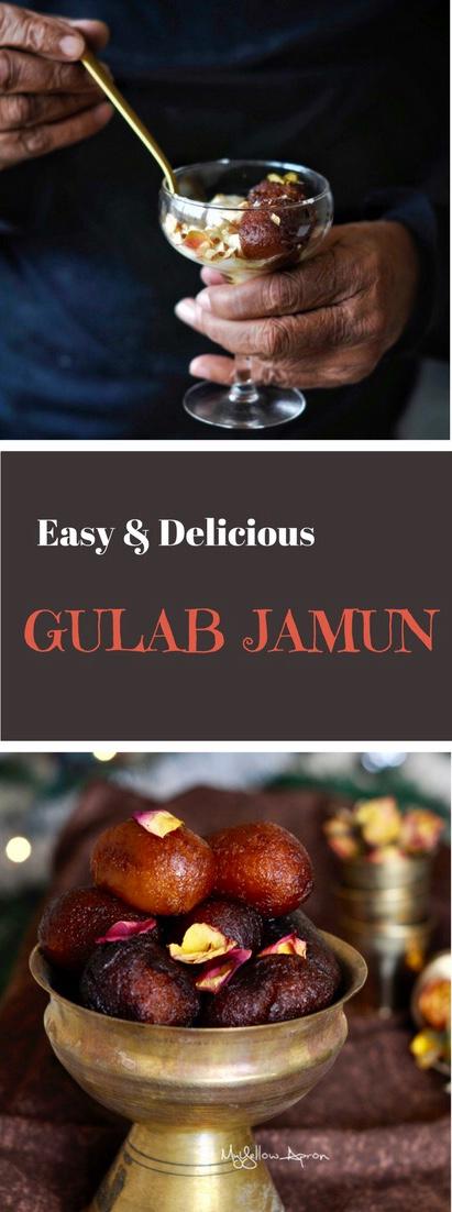 Gulab Jamun, How to make Gulab Jamun