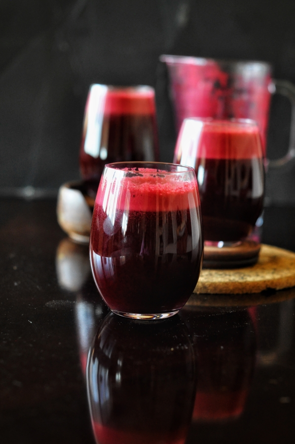 This beet, ginger, apple and orange liver cleansing juice is one of my go-to juices for detoxing. If you believe in a liver flush once a year, then you got to try this juice to give a your system a good detox.