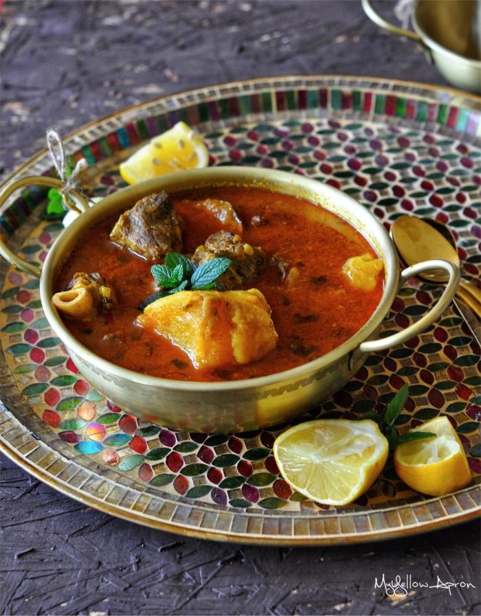 Mangsha Tarkari, Mutton Potato Stew, Mutton Curry, Low Cooker Curry, Insta Pot Curry, Pressure Cooker Curry, Meat Curry, Lamb Curry, Odia Cooking