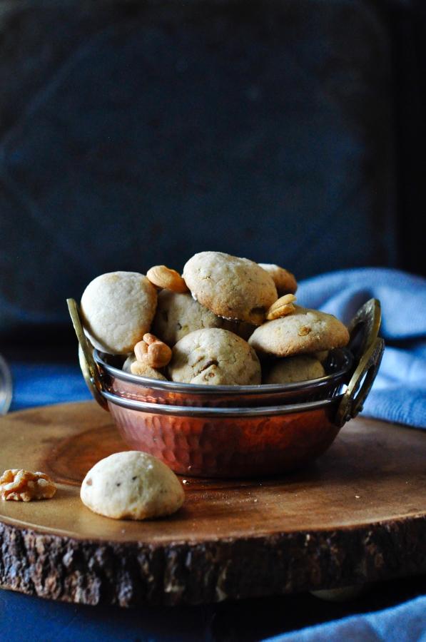 Ghee_Butter_Cookie Recipe_Nankhatai Recipe6