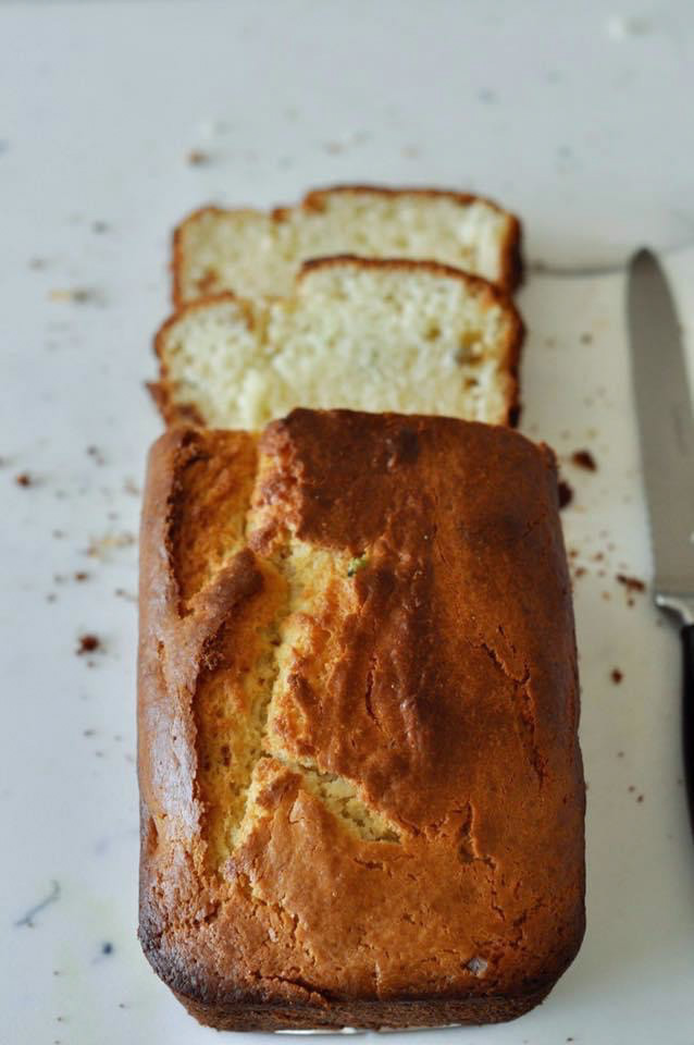 An alcohol free, egg free, butter free pound cake loaded with dried fruits for an yummy level of texture.
