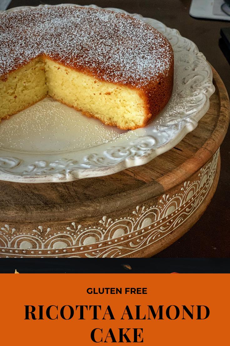 gluten free cakes, almond cake, ricotta cakes, Italian cakes, Olive oil cakes, cakes
