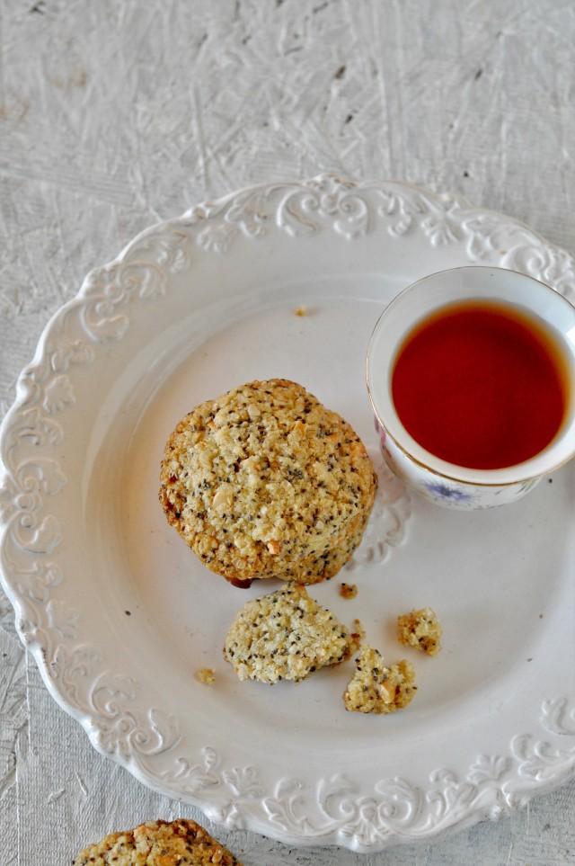 Gluten-free Flax-Oatmeal-Almond Flour Cookies3