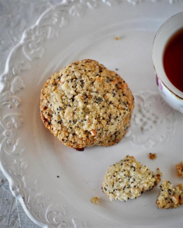 Gluten-free Flax-Oatmeal-Almond Flour Cookies4
