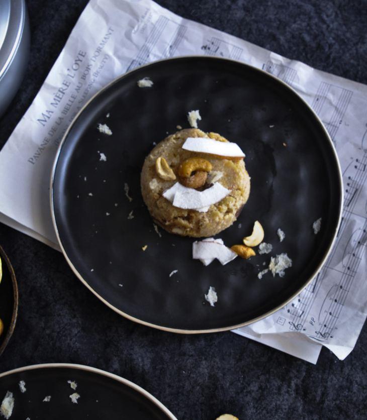 apple pudding, apple halwa, apple recipes, apple recipes for fall, ghee desserts, easy fall recipes