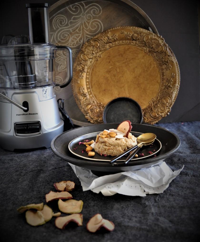 apple pudding, easy apple recipes, fall apple recipes, apples, pudding, apple halwa, ghee recipes